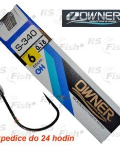 Owner® Háček navázaný Owner S - 340 6