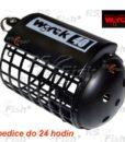 Wirek® Zátěž krmítko feederové Wirek - kulaté se dnem 30 g