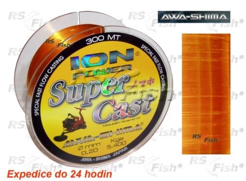 Awa-S® Vlasec Awa-Shima ION Power Super Cast 0