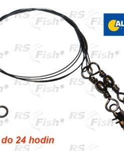 Albastar® Lanko ocelové Albastar - karabina - obratlík 12