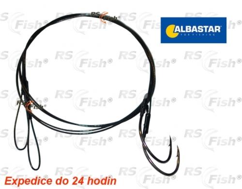 Albastar® Lanko ocelové Albastar – očko – háček 9