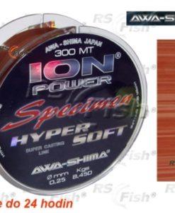 Awa-S® Vlasec Awa-Shima ION Power Specimen 0