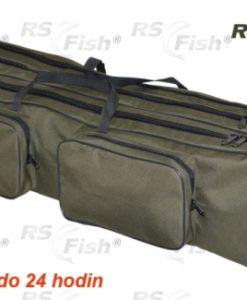 RS Fish® Pouzdro na pruty RS Fish - 3 komory 80 cm