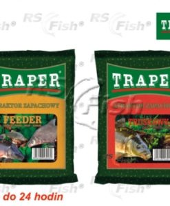 Traper® Posilovač práškový Traper - 250 g halibut