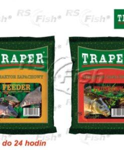 Traper® Posilovač práškový Traper - 250 g jahoda