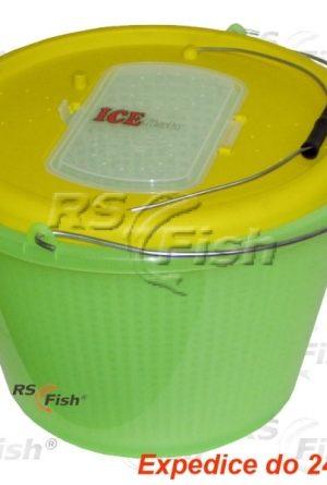 Řízkovnice kulatá Ice Fish - 15 l