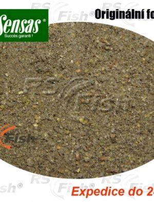 Sensas® Krmítková a vnadící směs Sensas 3000 Noire - 1 kg