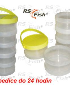 RS Fish® Krabička šroubovací