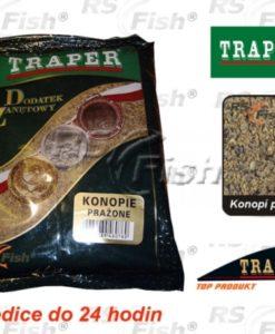 Traper® Pražené konopí Traper