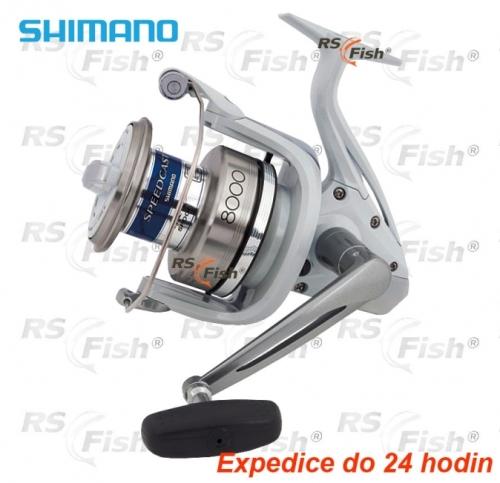 Shimano® Naviják Shimano Speedcast 8000 XS-A
