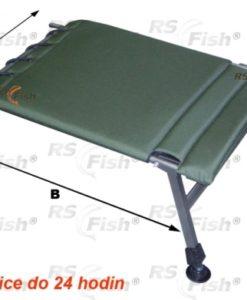 M Elektrostatyk® Podnožka ke křeslu FK2 - barva zelená
