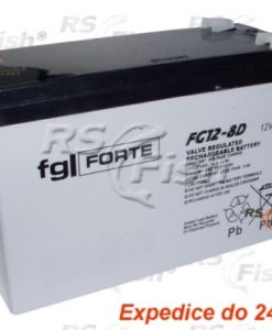 FG Forte Baterie k echolotu FG 12 - 8D