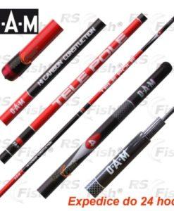 DAM® Prut DAM Carbon Tele Pole 600