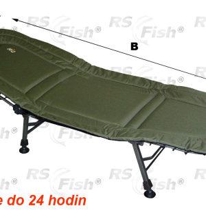 M Elektrostatyk® Lehátko M Elektrostatyk L6 - barva zelená olivová