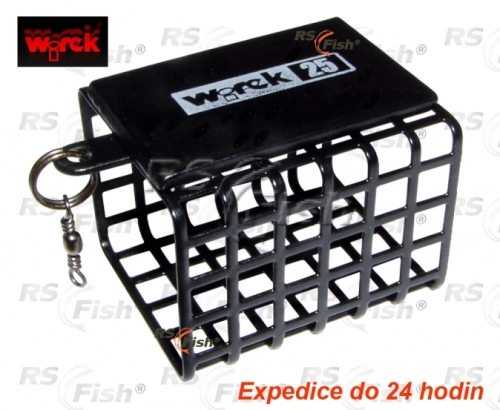 Wirek® Zátěž krmítko feederové Wirek – hranaté 5 g