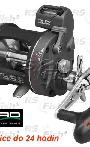 SPRO® Multiplikátor SPRO Offshore 4300 LH + EXTRA BONUS set pilkerů za 200