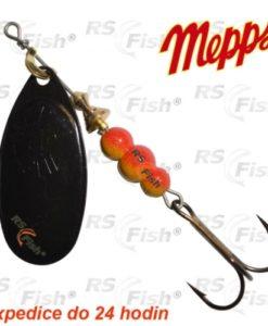 Mepps® Třpytka Mepps Aglia - barva černá 00