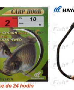 Háček Hayabusa Carp Hook M 4