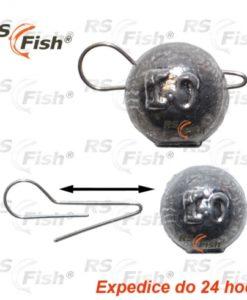 RS Fish® Hlava jigová Čeburaška 20