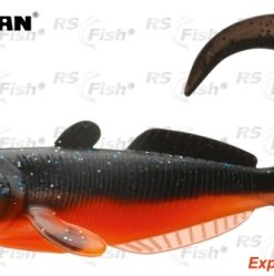 Cormoran® Ripper Cormoran Curly Goby - barva black devil 70 mm - 51-83702
