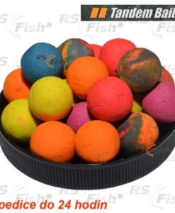 Tandem Baits® Boilies Tandem Baits Impact Pop-Up Perfection - Fluo Mix 16 mm