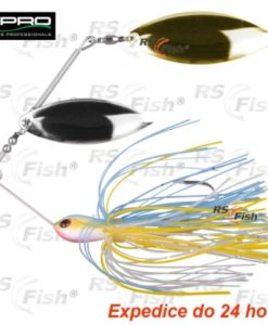 SPRO® SPRO Ringed Spinnerbait - barva Sexy Blue Back 120 mm - 4861302