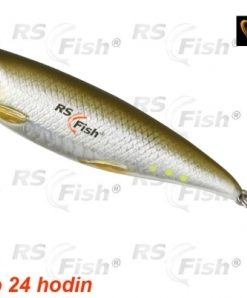Wobler Savage Gear 3D Horny Herring - barva Green Silver 100 mm - 53798