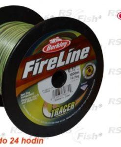 Berkley® Šňůra Berkley Fireline Fused Tracer 0
