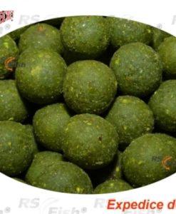 Top Secret® Boilies Top Secret Satisfaction Kořeněné Wasabi & Chilli - 1 kg