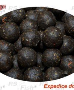 Top Secret® Boilies Top Secret Satisfaction Paprika & Brusinka - 1 kg