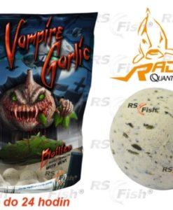 Zebco® Boilies Quantum Radical Vampire Garlic - 1 kg