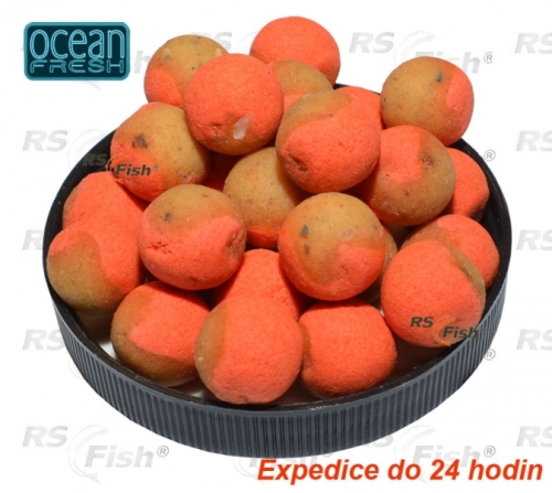 Boilies Ocean Fresh Neutrally Balanced – Švestka & Krab