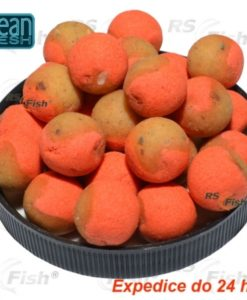 Boilies Ocean Fresh Neutrally Balanced - Jahoda & Med
