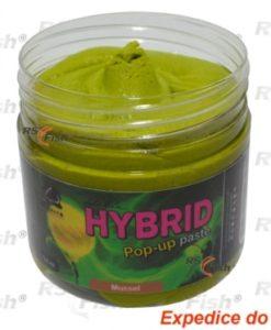 Obalovací plovoucí pasta LK Baits Hybrid - Mussel