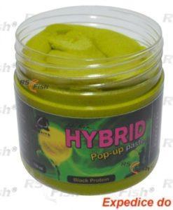 Obalovací plovoucí pasta LK Baits Hybrid - Black Protein