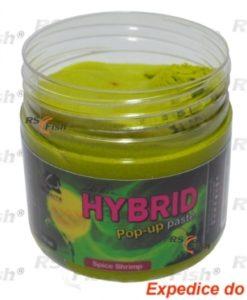 Obalovací pasta LK Baits Hybrid - Spice Shrimp