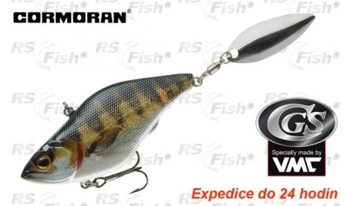 Cormoran® Wobler Cormoran Wide Nose – barva Perch 50-64106