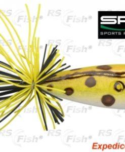 SPRO® Wobler SPRO Ikiru Hard Frog - barva Northan Leopard - 4374309