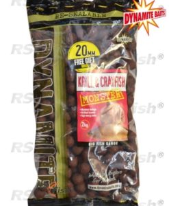 Dynamite Baits® Boilies Dynamite Baits Monster Krill & Crayfish 2 kg