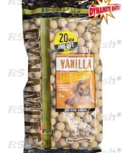 Dynamite Baits® Boilies Dynamite Baits Vanilla Assault 2 kg