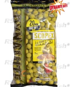 Dynamite Baits® Boilies Dynamite Baits Scopex Attack 2 kg
