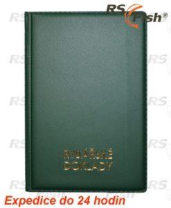 Esox® Pouzdro na doklady rybáře - zelené