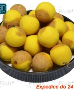 Boilies Ocean Fresh Neutrally Balanced - Ananas