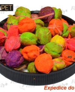 Delikapet Boilies rohlíkový Fluo - Tutti Frutti