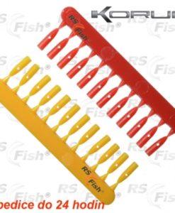 Korum® Nekonečná zarážka Korum Quickstops - žlutá / červená