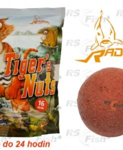 Zebco® Boilies Quantum Radical Tiger´s Nuts - 1 kg