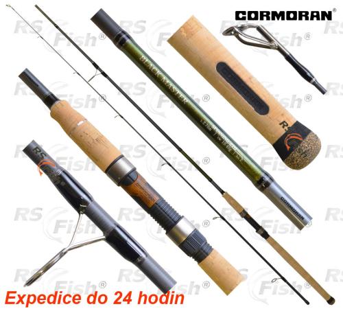 Cormoran® Prut Cormoran Black Master Spin 270 cm – 20 – 60 g