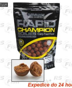 Boilies Mivardi Rapid Champion Platinum - B17