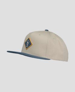 Kšiltovka O´Neill BM TWIN FIN CAP Šedá