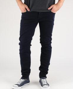 Džíny Diesel Sleenker L.34 Pantaloni Modrá